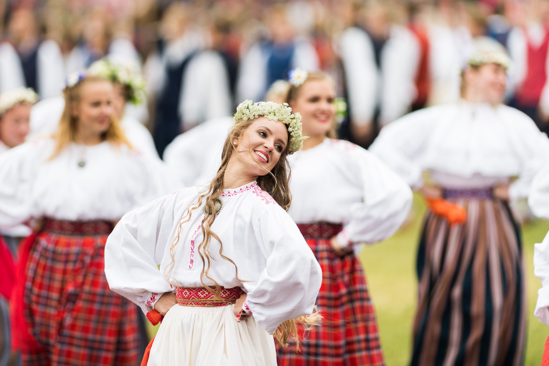 estonian folk dance festival