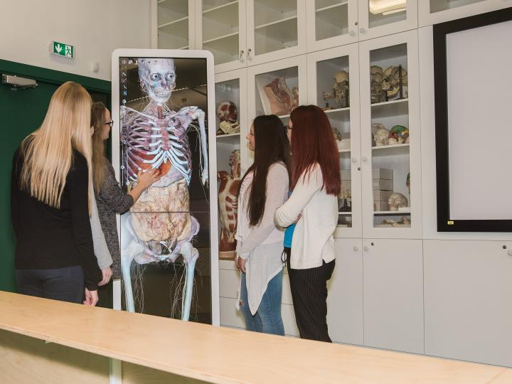Tartu Health Care College students